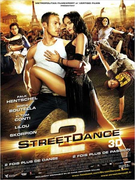 Street Dance 2 tra i film musical più belli