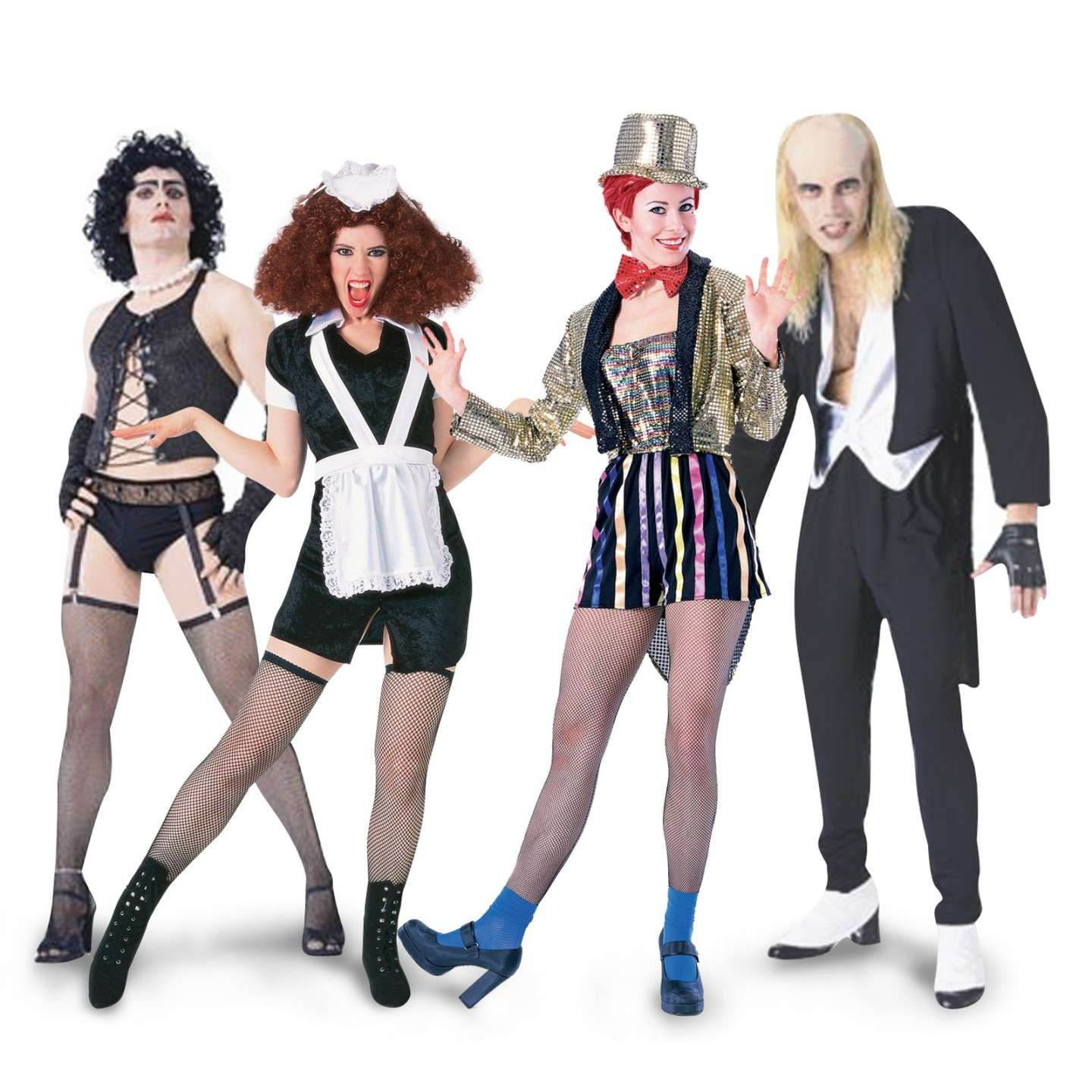 Acconciature del Rocky Horror Picture Show