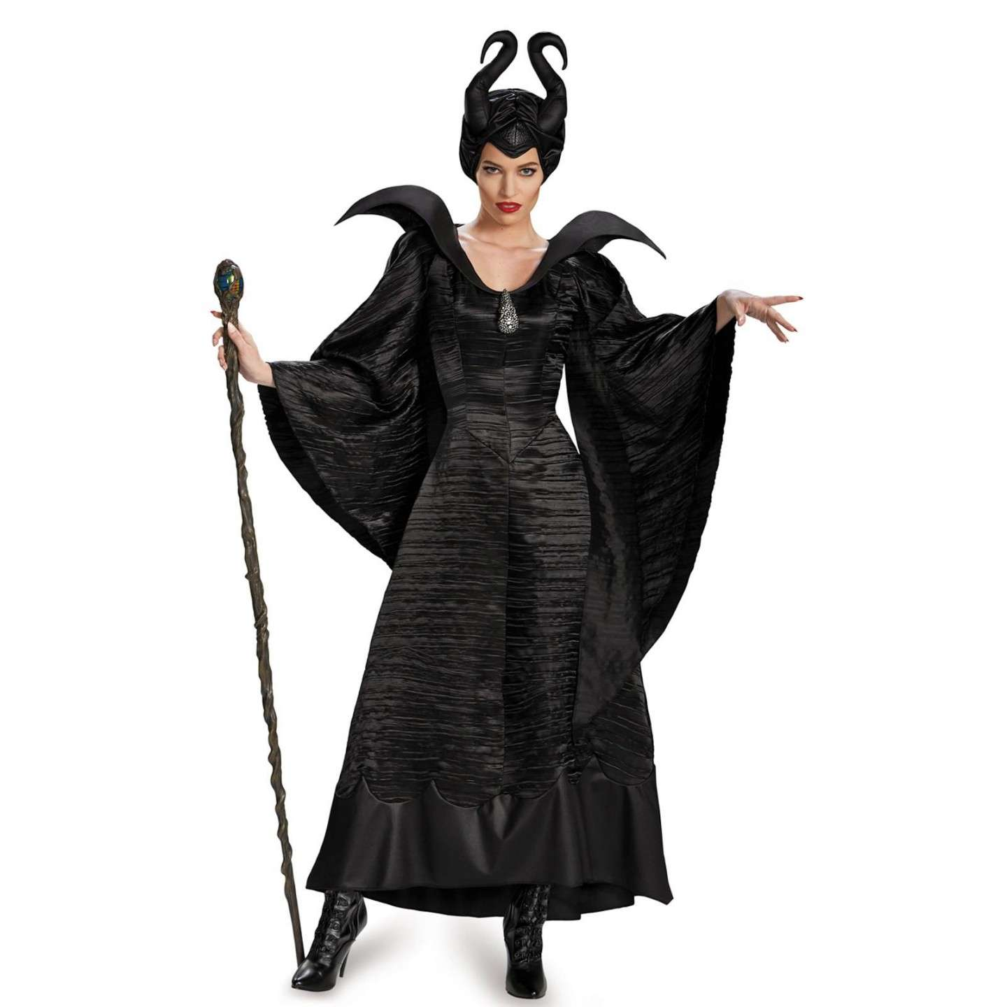 Costumi di Halloween: Maleficent