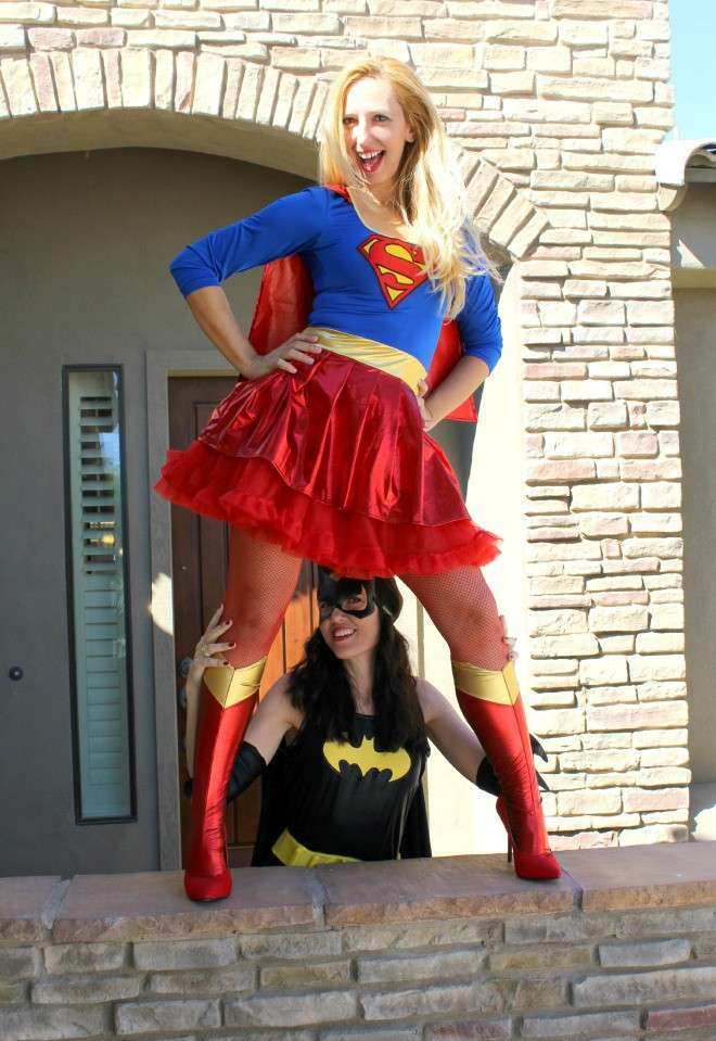 Superwoman e Batawoman