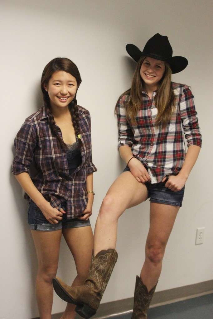 Costume da cow girl