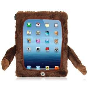 Custodia peluche per ipad