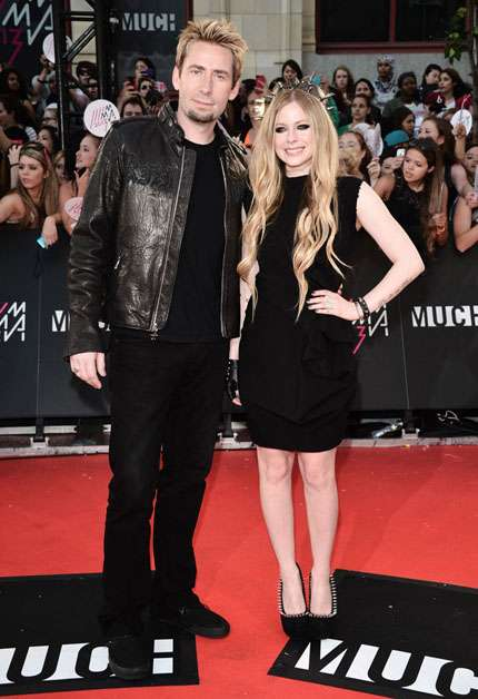 MuchMusic Video Awards 2013 Avril Lavigne