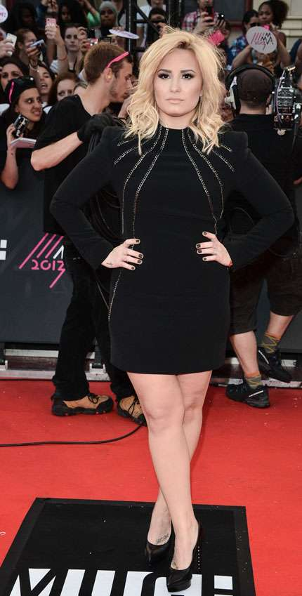 2013 MuchMusic Video Awards Demi Lovato