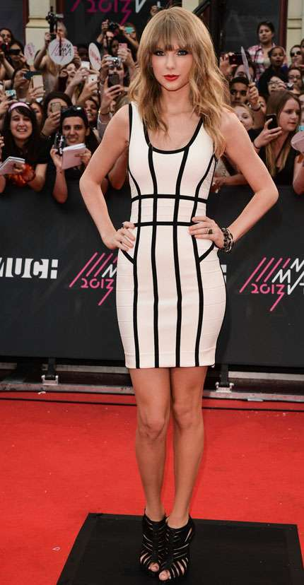 2013 MuchMusic Video Awards Taylor Swift