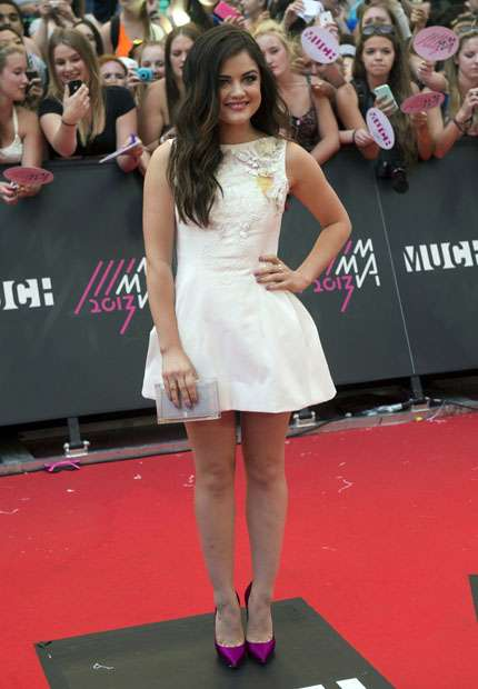 MuchMusic Video Awards 2013 Lucy Hale