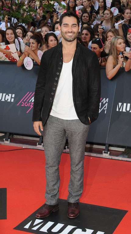 MuchMusic Video Awards 2013 Tyler Hoechlin