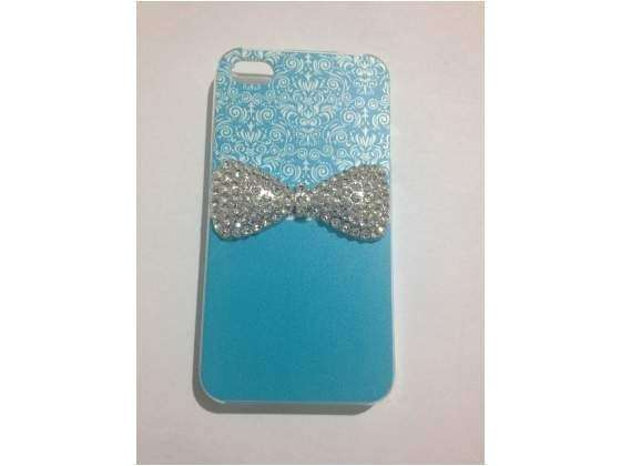 Cover con fiocco per iphone