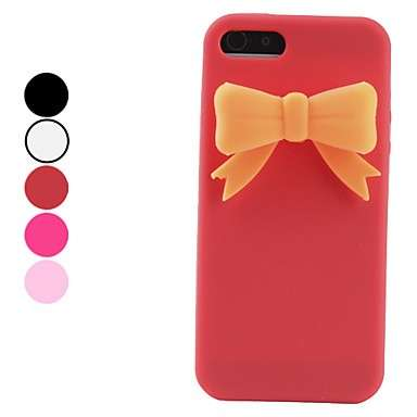 Cover per iphone con fiocco arancione