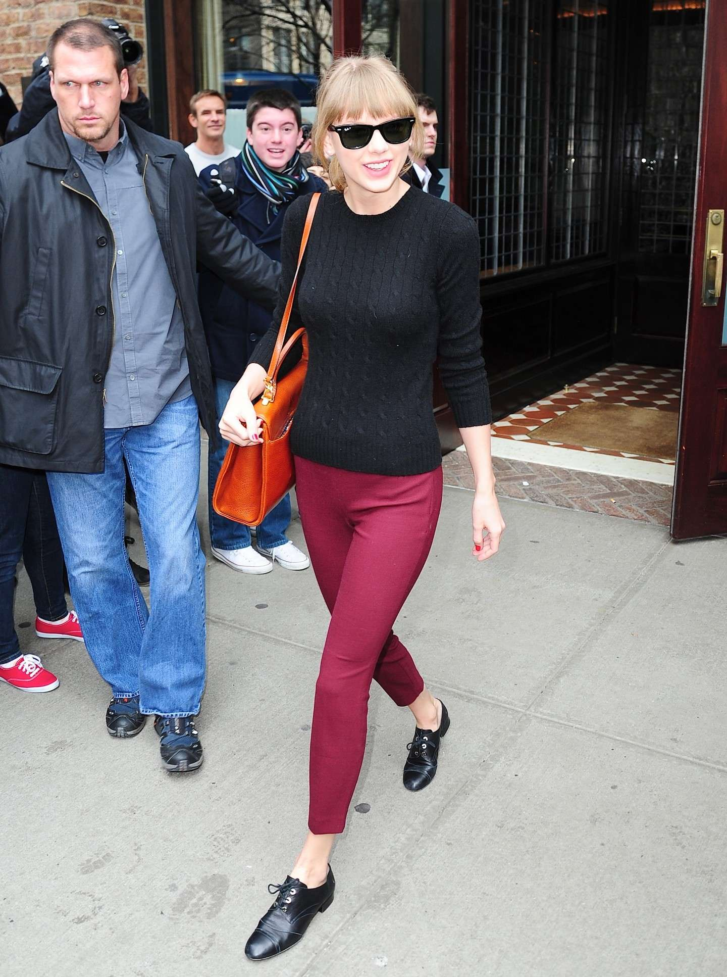 Taylor Swift ama le Oxford Shoes