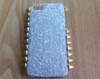 Cover per iphone con glitter