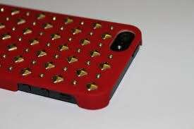 Cover per Iphone rossa