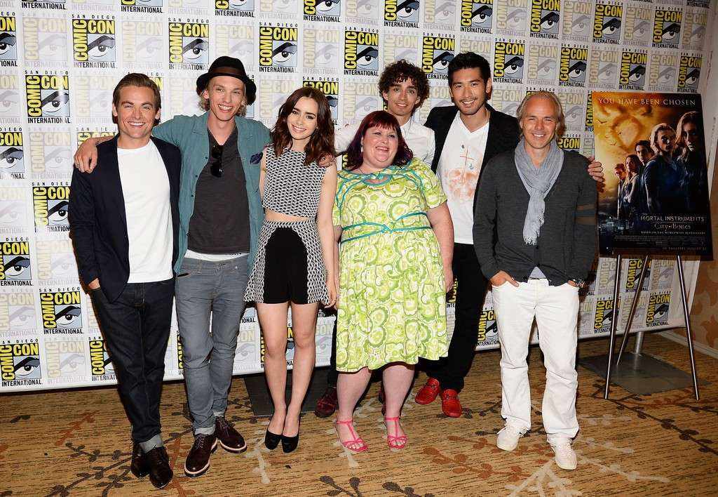 Shadowhunters, il cast