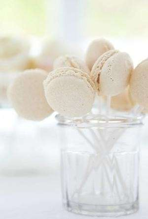 Party total white: i dolci