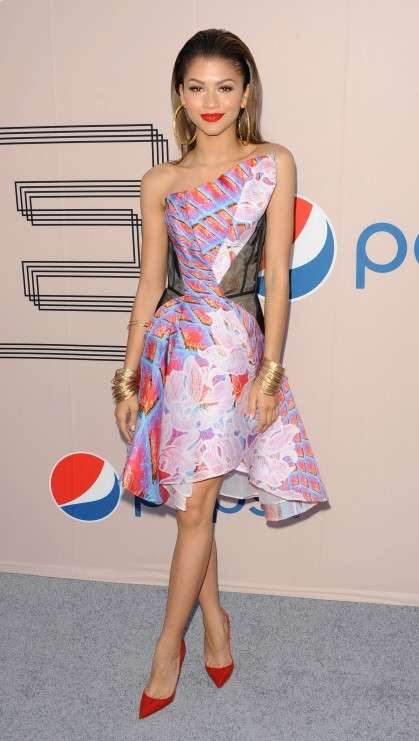 Zendaya ai BET Awards