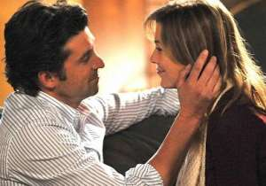 Grey's Anatomy, Derek e Meredith