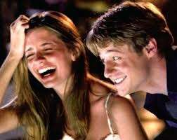 Una scena della serie tv The O.C