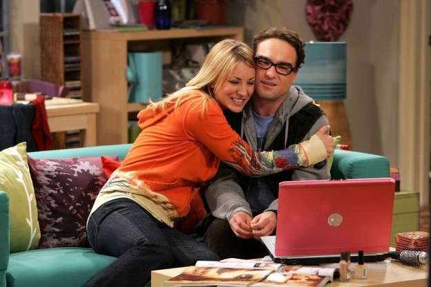 The big bang theory, il telefilm