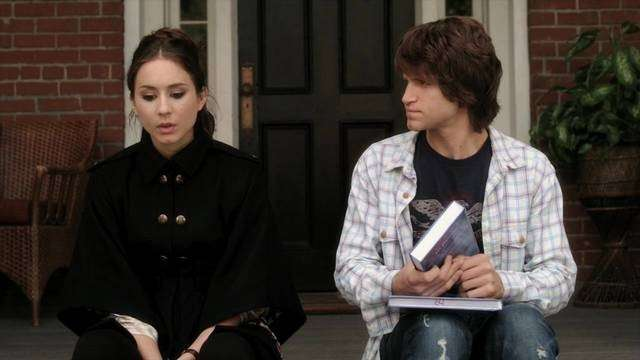 Toby e Spencer di Pretty Little Liars