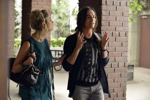 Pretty Little Liars, le scene più belle: Caleb Rivers con Hanna