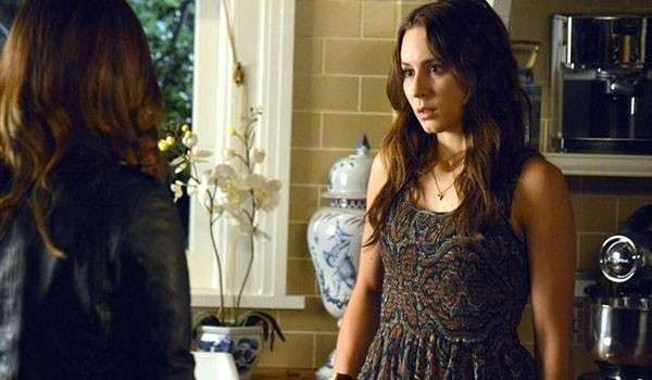 Una delle protagoniste: Spencer Hastings
