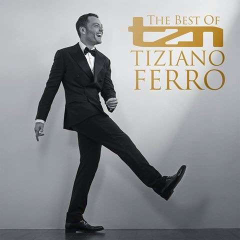 Il nuovo album di Tiziano Ferro: The Best of TZN