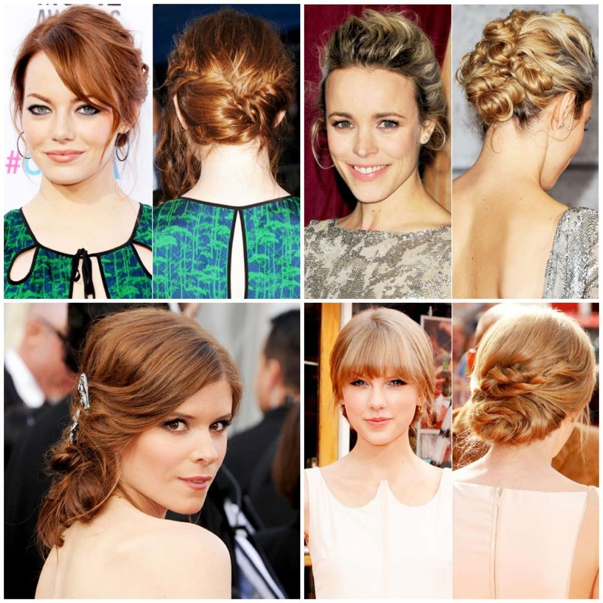 Uno chignon come le star