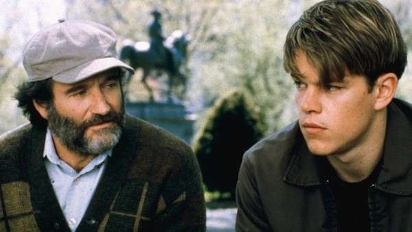 Film di Robin Williams: Good will, genio ribelle