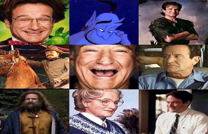 Film di Robin Williams