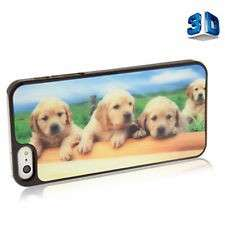 Cover in 3d con cuccioli