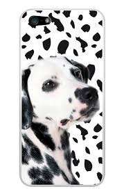 Cover per iphone con dalmata