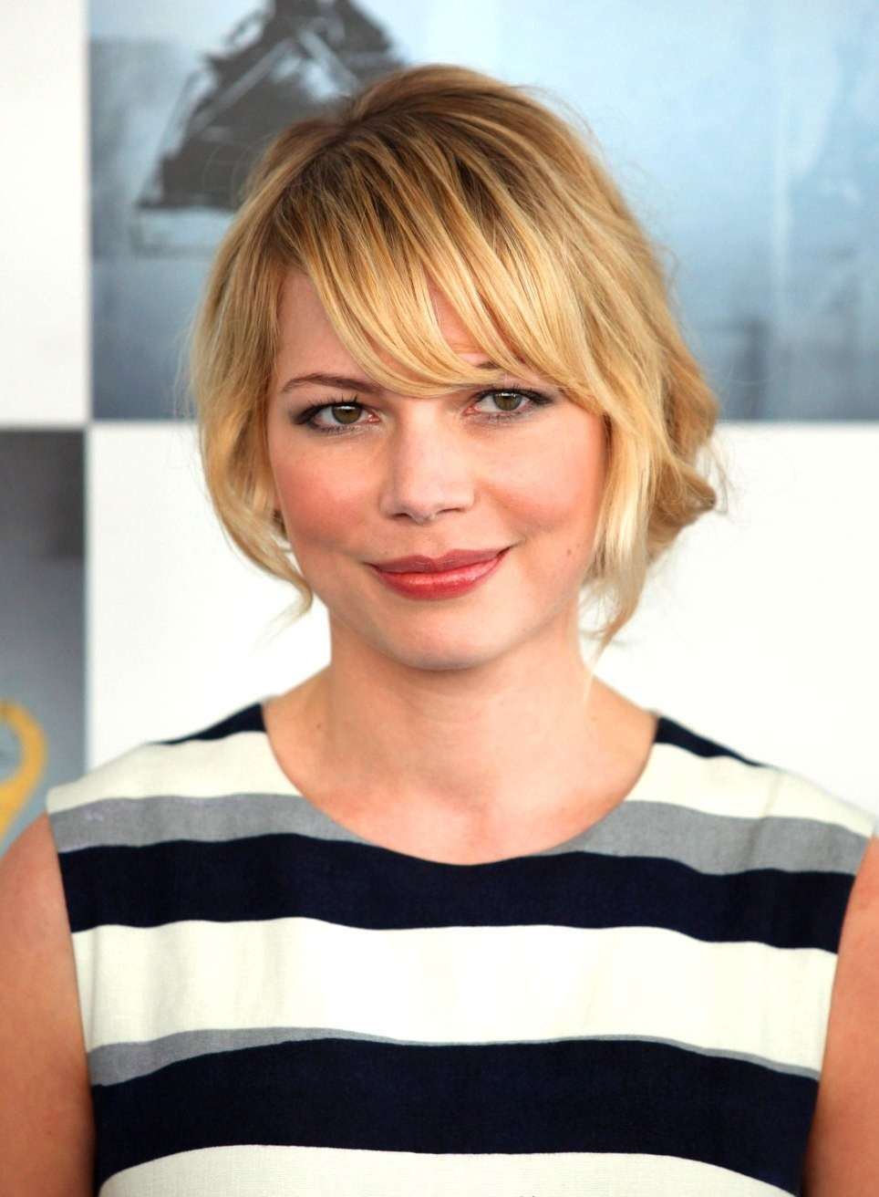 Michelle Williams con bob mosso