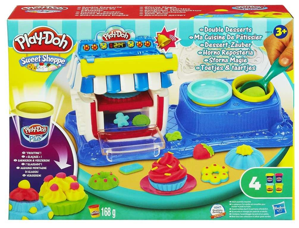 Play-Doh Sforna Magie