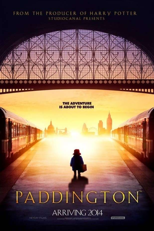 Film in uscita Natale 2014: Paddington