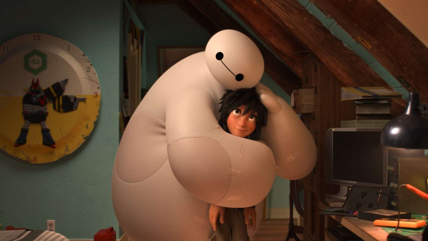 Big Hero 6: Baymax e Hiro
