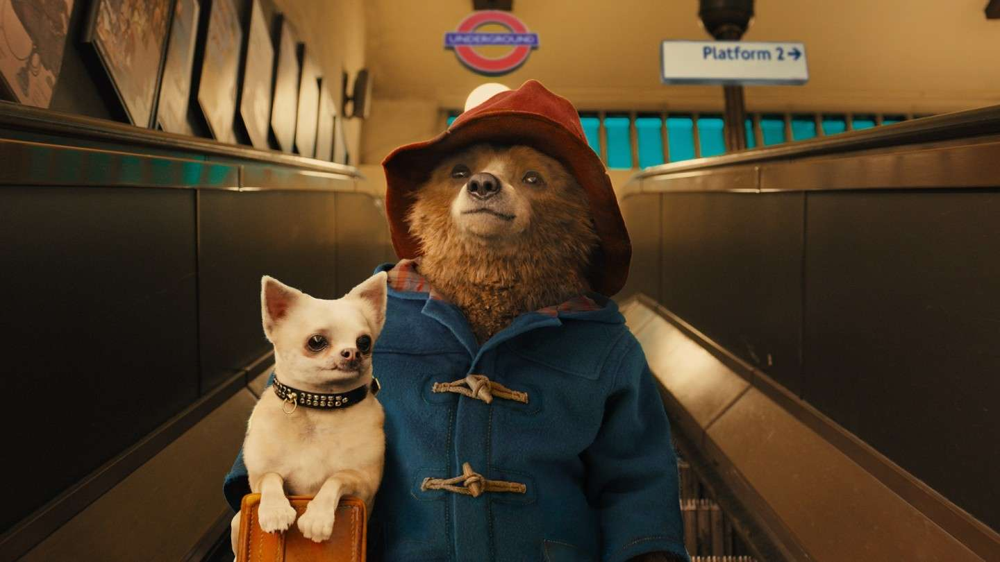Paddington e le sue avventure in Inghilterra