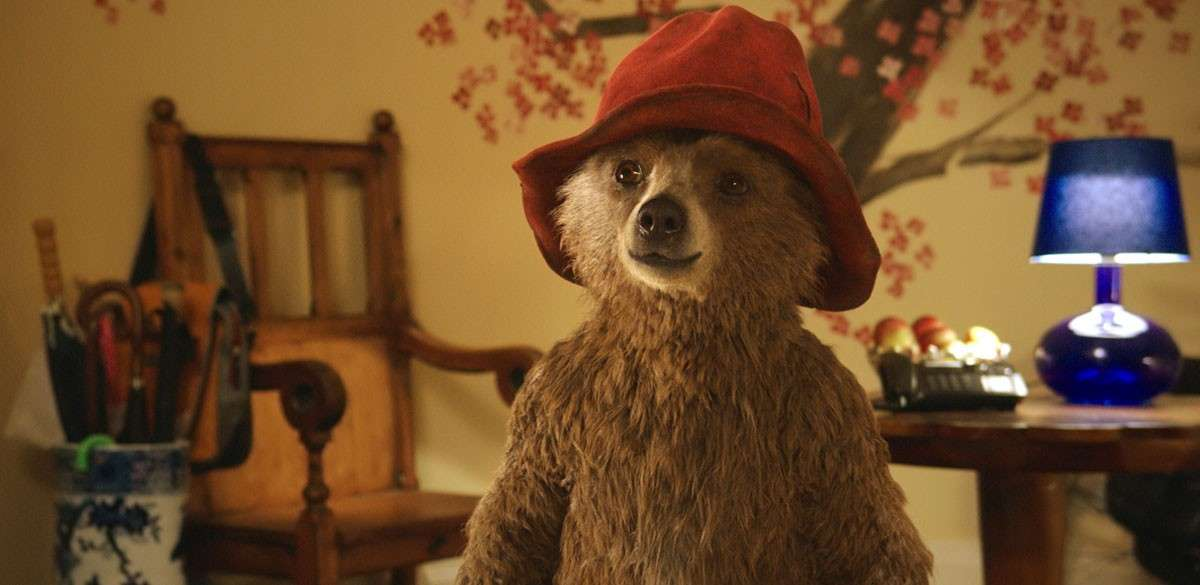 Il protagonista del film: Paddington