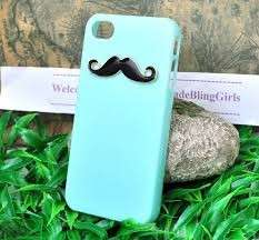 Cover celeste per iPhone