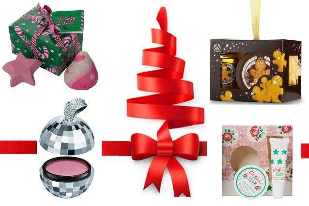 Regali beauty per Natale 2014