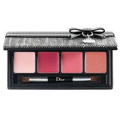 Regali beauty per Natale 2014: Lip Palette Gift Set Dior