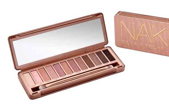 Regalo di Natale beauty: la palette Naked