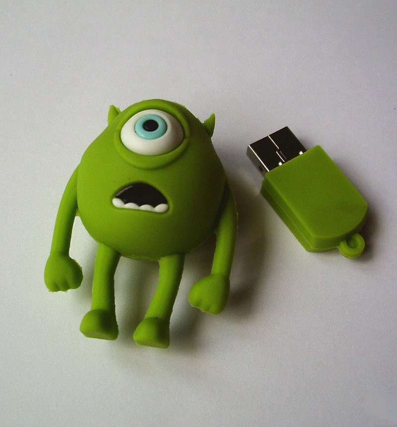 Chiavetta USB di Monsters&Co.