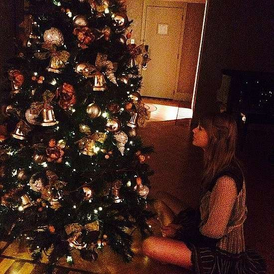 Taylor Swift e il Natale