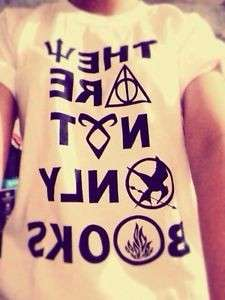 T-shirt per una amica fan di Hunger Games
