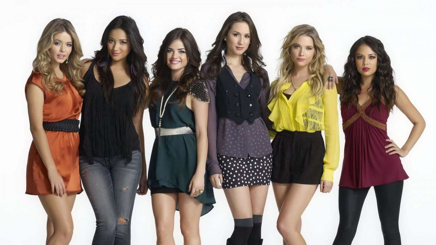 Look più belli di Pretty Little Liars