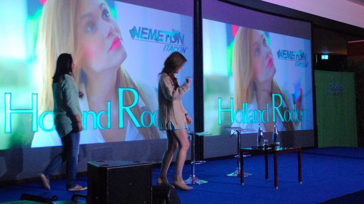 Panel di Holland Roden