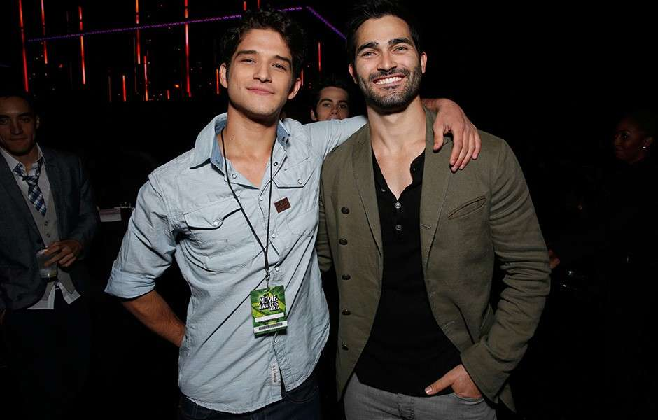 Tyler Hoechlin e Tyler Posey ai Movie Awards