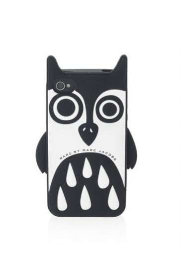 Cover con gufo per Iphone