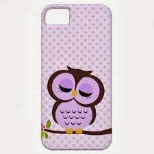 Cover lilla per Iphone