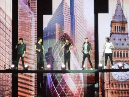One Direction, Verona 2013: le foto dal concerto